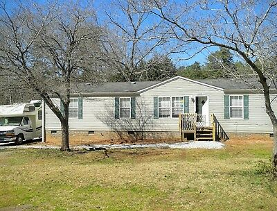 2004 Fleetwood double-wide mobile home ANDERSON SC