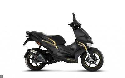 Gilera Runner Sp 50 Black Soul With £100 Off Rrp Inc. Free Go Pro Hero Ses