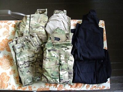 Military Tactical Uniforms Airsoft Reenactment Larp Great Condition