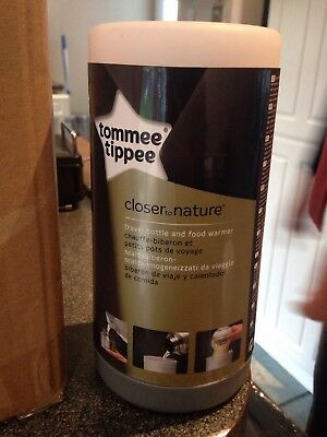 Tommie Tippee Closer To Nature Travel Bottle And Food Warmer