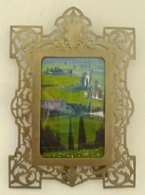 Very fine Art Nouveau Photo Frame