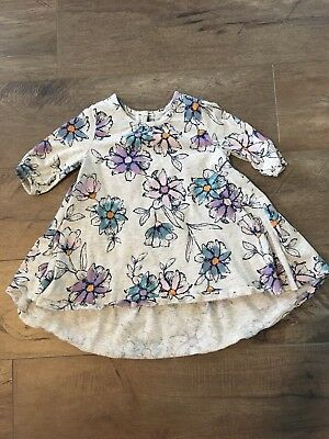 baby girl clothes 12-18 months dresses Old Navy Gray