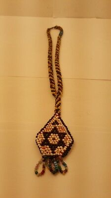 Antique Middle Eastern Syrian Jewish Ornament