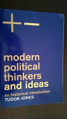 modern political thinkkers and ideas - an historical introduction