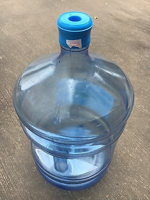 1 X 19L Water Cooler Bottle With Handle, We Post Only To Mainland U.K.