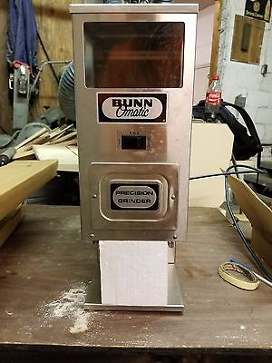 *new* Bunn G9 Tall  Precision Commercial Coffee Grinder *contact For Shipping*