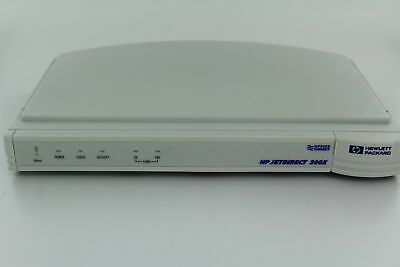 HP Jetdirect 300x Office Connect Print Server J4101B  Power Supply INCLUDED!!