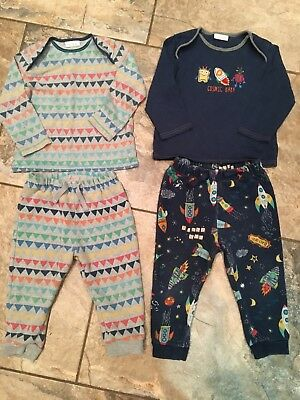 Next set of 2 space boys pjs, 1-1.5 years 12-18 months