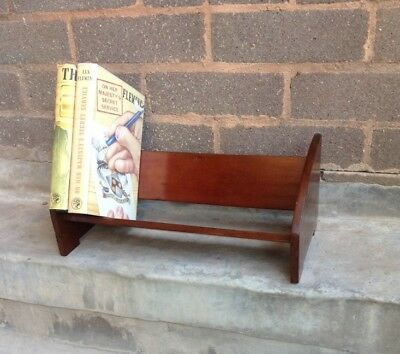 Stunning Antique Late  19th Century Table Top Book Rack