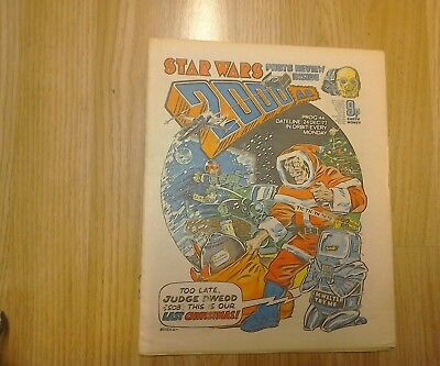 2000ad prog 44 from 1978- star wars photo preview!