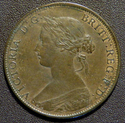 Canada New Brunswick 1864 One Cent
