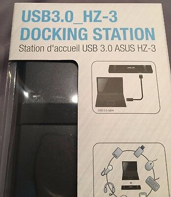 ASUS HZ-3 Docking Station