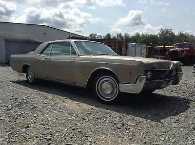 1966 Lincoln Continental Coupe rat rod hot rod project bagged 1967 Lincoln 2door coupe 462 project car rebuilt engine 2 door continental 66 68