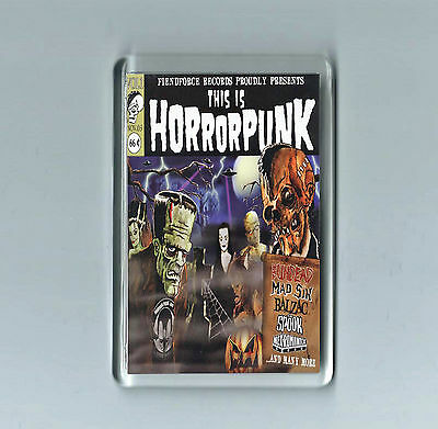 Magnet: THIS IS HORRORPUNK