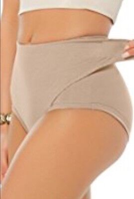 Yianna Postpartum Cesarean Recovery Shaping Support  Briefs Underwear 3XL
