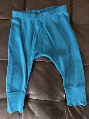 Hanna Anderson Blue Wiggle Pants 80