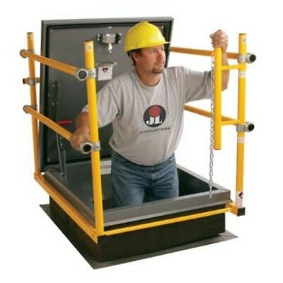 Roof Hatch Safety Rail 48x48