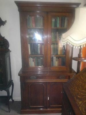 A Beautiful Antique Rosewood Bookcase c.19th