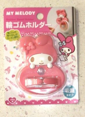 Sanrio My Melody Rubber holder Kawaii cute Japan New Free shipping