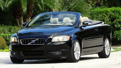 2009 Volvo C70 T5  RETRACTABLE HARD TOP CONVERTIBLE 2009 VOLVO C70 T5 RETRACTABLE HARD TOP CONVERTIBLE 2 FLA OWNERS 88,000 MILES