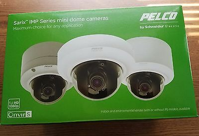 Pelco Sarix IMP Series Mini Dome Camera IMP1110-1EP Brand New Box opened once