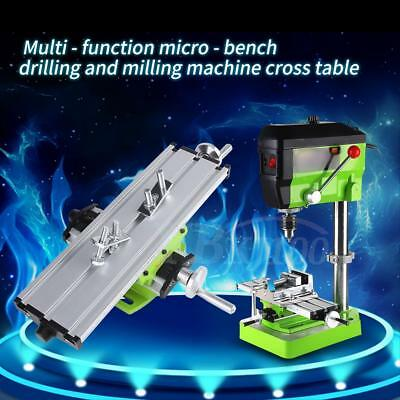 Mini Precision Milling Machine Worktable Multifunction Drill Vise Table stw