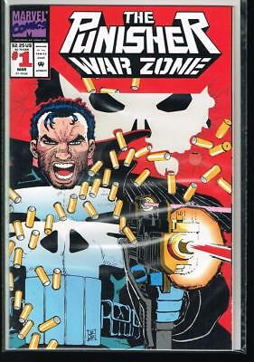 Punisher War Zone # 1 to # 20 – 17 Perfect NM+ issues