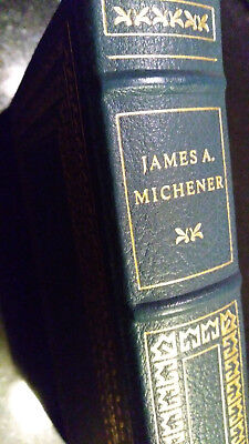 TALES OF THE SOUTH PACIFIC by James Michener - Franklin Library Leather