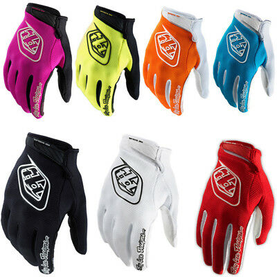 Hot Motorcycle Gloves Moto TLD Racing Armor Gloves Knight Leather Bicycle Riding