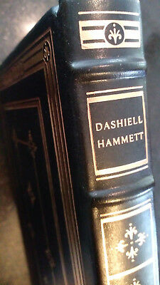 THE CONTINENTAL OP by Dashiell Hammett - Franklin Library Leather