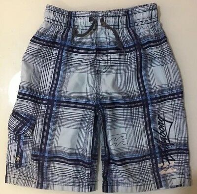 BILLABONG Boys Size 4 Board Shorts In Excellent Condition + Free Post
