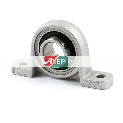 UP003 Machine 17mm Set Screw Pressed Steel Pillow Block Bearing
