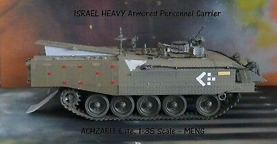 Meng Models 1/35 Israel Heavy Armoured Personnel Carrier Achzarit Late (BUILT)