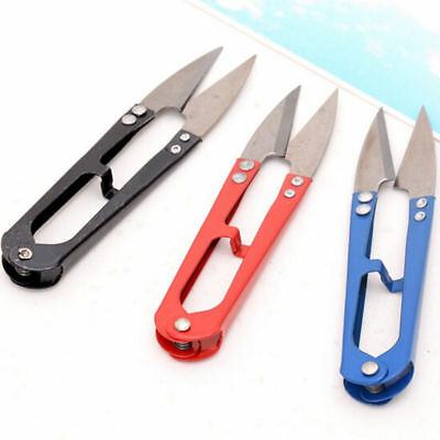 3Pcs Embroidery Sewing Tool Craft Mini Scissors Snips Thread Cutter Nippers TY