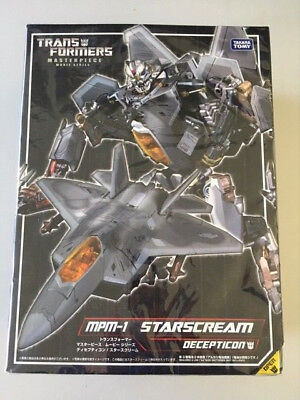 Transformers Masterpiece Movie MPM-1 StarScream *MISB*