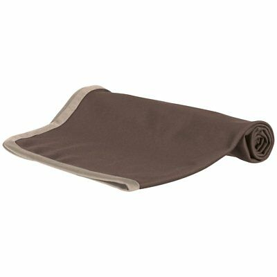 TRIXIE Outdoor Blanket Insect Shield Mosquito Repellent Camping Mat Taupe 28561