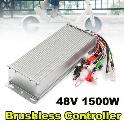 1500W 48V Brushless Motor Controller  For E-bike & Scooter Electric Bicycle