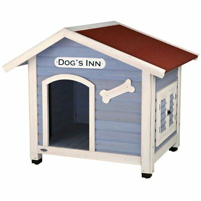 TRIXIE Dog Puppy Kennel with Saddle Roof Natura Pet Inn Cat House Shelter 39514