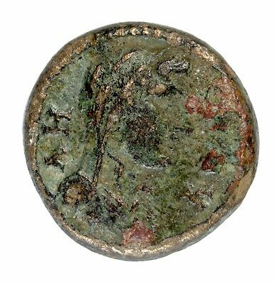 Ancient Bronze AE17 from Antioch ad Maeandrum, Caria (AD 180-220)