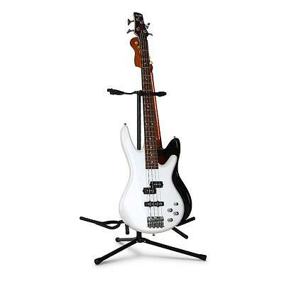 Adjustable Tripod Acoustic Electric Bass Guitar Stand Universal Fit All Models