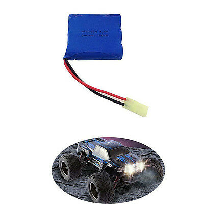 800mah 9.6V RC Li-po Rechargeable Battery Replacement For GPTOYS S911 S912