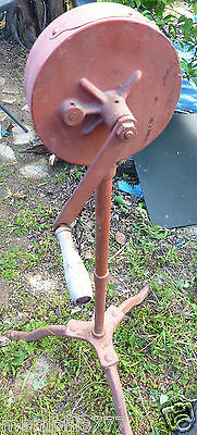 Antique Stewart Ballbearing No 9 Hand Sheep Shearing Machine Horse Clipping Goat
