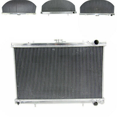 FOR Ford Falcon 1960-65 Mustang 65 66 Mercury Radiator V8 3ROW Aluminium CORE