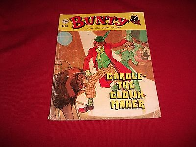 VERY RARE and HARD TO FIND BUNTY  PICTURE STORY LIBRARY BOOK from the 1970's