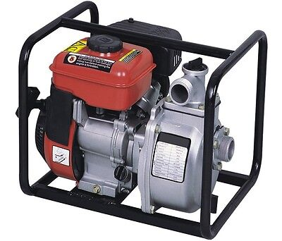 Motopompe Thermique Auto-Amorcante - 2,6HP - MASTER PUMPS- MPG2000HP26