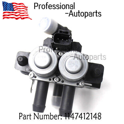 1147412148 Heater Control Water Valve XR8 22975 Fits Jaguar S-Type Lincoln Ford