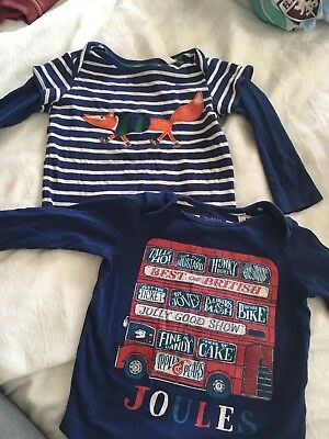 Joules Tops T-shirts 18-24 Months 1.5-2 Years