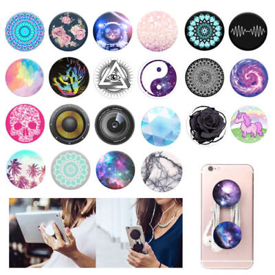 UK SELLER Popsocket Expanding Phone Grip Stand Holder for iphone Samsung