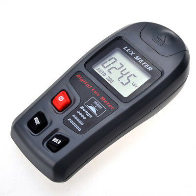 Digital Luxmeter Illuminance Light Meter lux meter with LCD AU Shipping