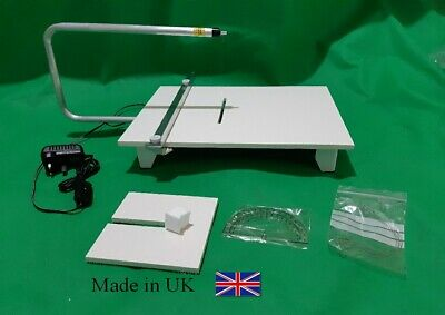 HOT WIRE CUTTER for model making  Polystyrene depron, Blue and Pink EPP foams
